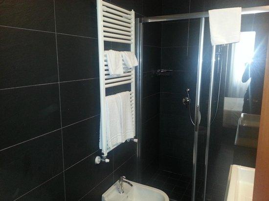 Giulietta e Romeo Hotel: una doccia immensa