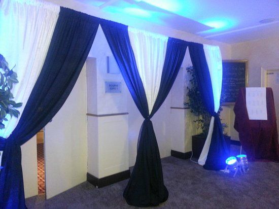 Ashbourne House Hotel: special events