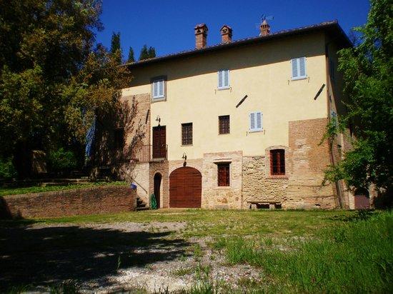 Agriturismo Villa di Moriolo: facciata principale