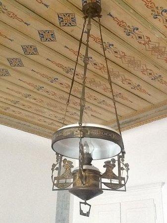 Miranda Hotel : the lovely ceiling