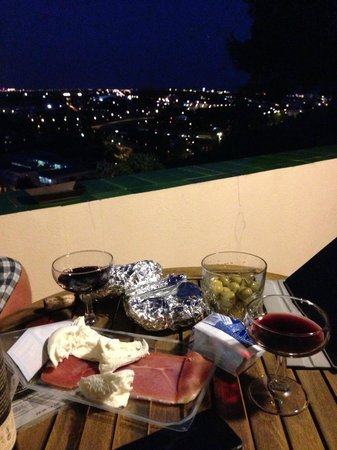 Gran Hotel Rey Don Jaime: View