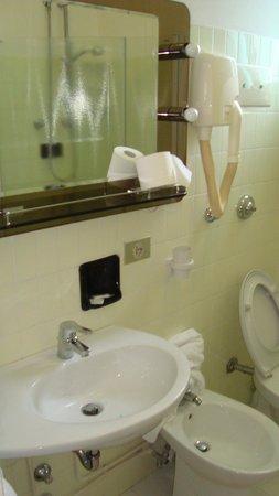 Hotel Jadran: bagno