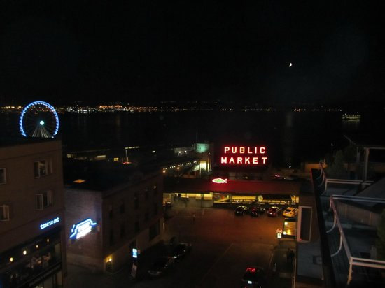 Inn at the Market: Pike Place and Ferris Wheel