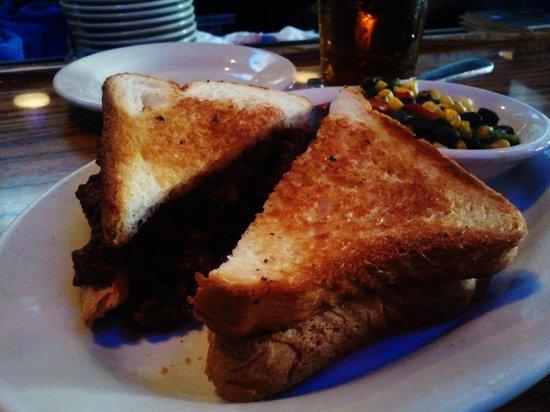 Wild Wing Cafe: Maine Size Sloppy Joe Sandwich