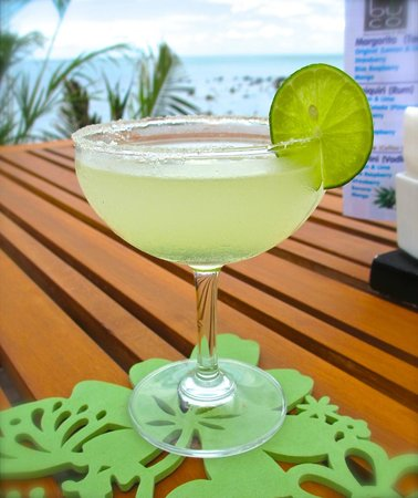 Buco Restaurant and Bar : Buco Special Margarita