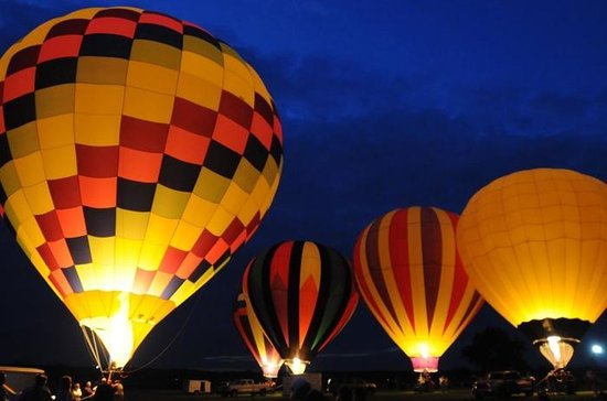 Image result for ohio challenge balloon festival