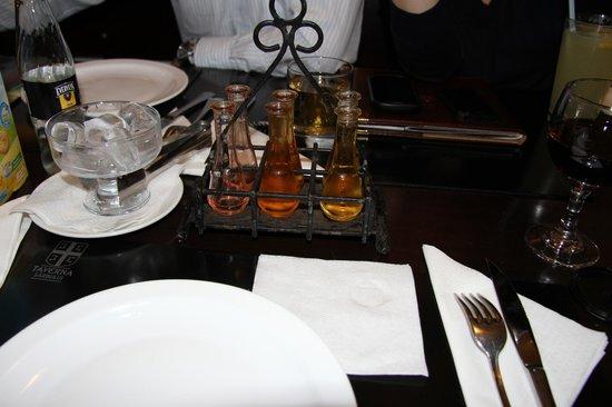 Taverna Sarbului: Вот такие вот интересные колбочки