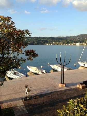 Locanda del Benaco : View from Balcony