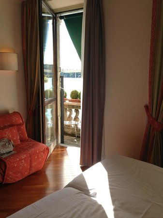 Locanda del Benaco : Our Room