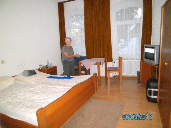 Hotel Garni Am Domplatz: Schlafzimmer