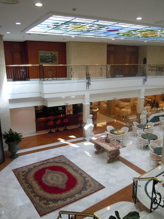 Hotel Continental : Salle à manger