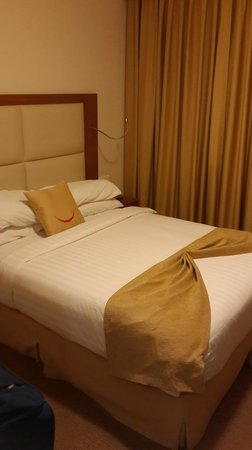 Hotel Misk: Double room / king size bed