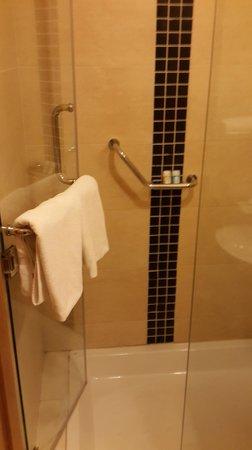 Hotel Misk: Shower