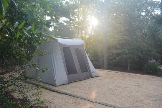 The Campsites at Disney's Fort Wilderness Resort: Camp site