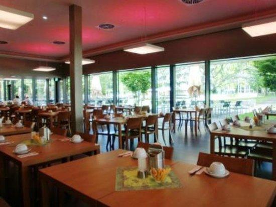 Gaestehaus der SRH: Frühstücksraum