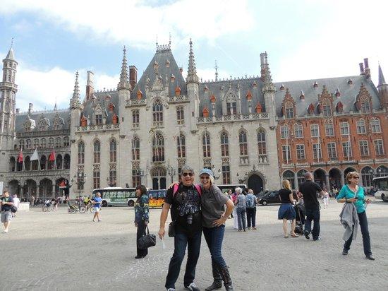 Historic Centre of Brugge: Brujas