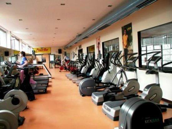 Gaestehaus der SRH: Fitnessraum