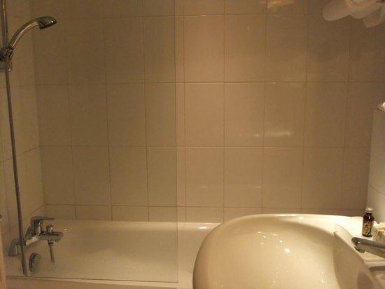Hotel des Artistes: 洗面所