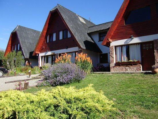 Villa San Ignacio : Vista bungalows
