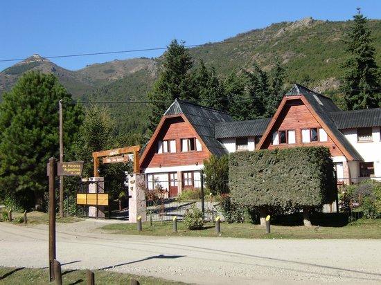 Villa San Ignacio : Vista a Cerro Otto