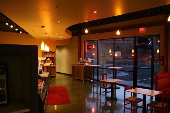 Durango Joe's Coffee: Wonderful place to get work done!
