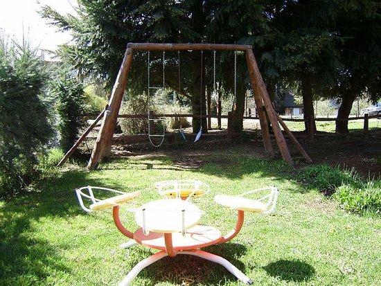 Villa San Ignacio : Juegos infantiles