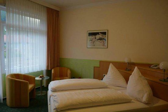 Hotel Weingärtner: room