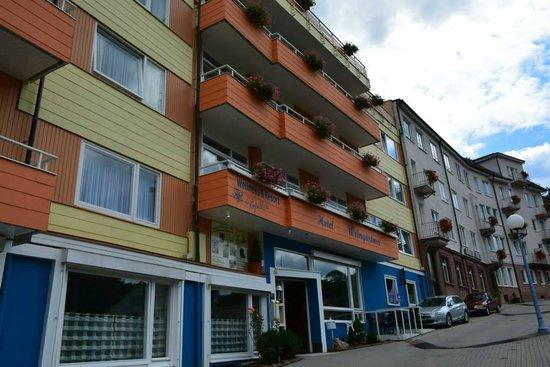 Hotel Weingärtner: The hotel