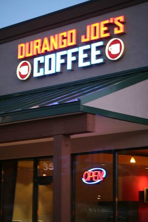 Durango Joe's Coffee: Great coffee