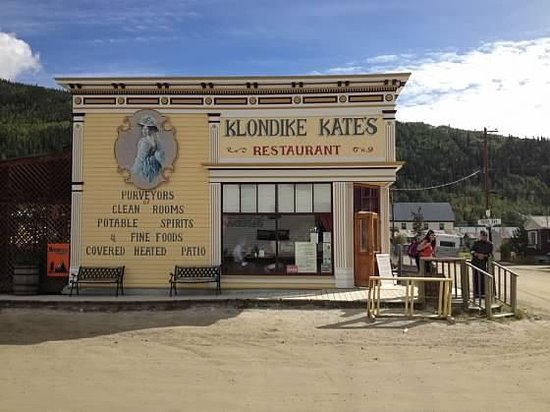 Klondike Kate's Restaurant : Here is the place :)