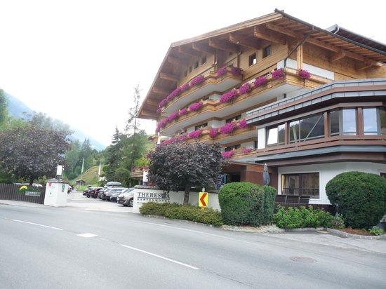 Theresia Gartenhotel : Bel hôtel