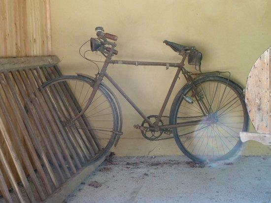 Côté Tilleul: bici d'epoca