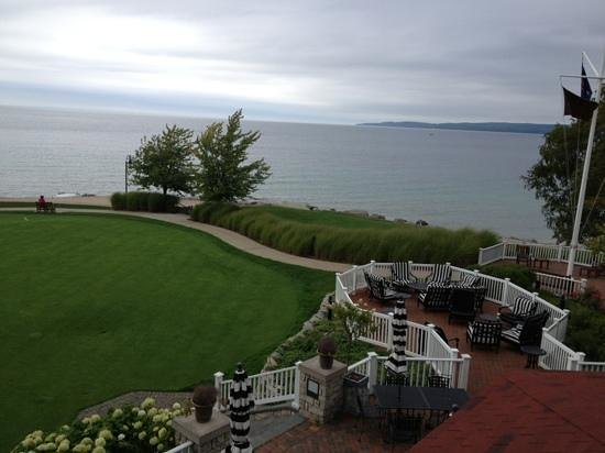 The Inn at Bay Harbor - A Renaissance Golf Resort: view from our balconey