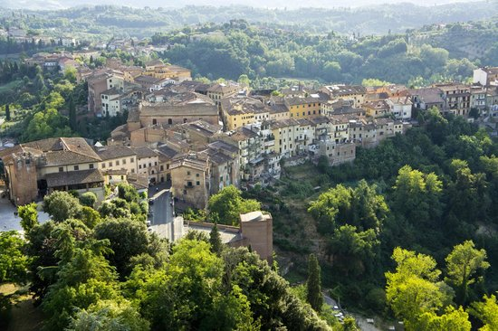 Agriturismo Villa di Moriolo: san miniato