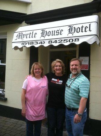 Myrtle House Hotel照片