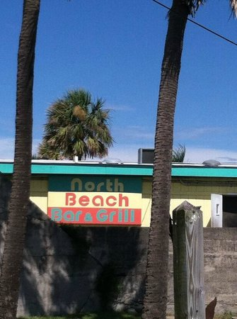 North Beach Bar & Grill: Tybee's North Beach GEM