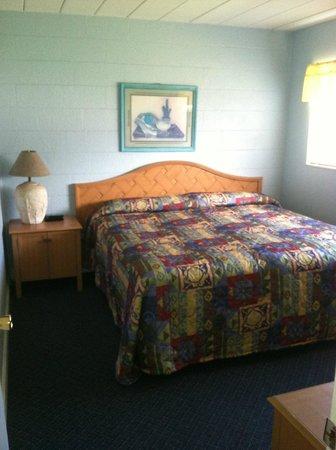 Holiday Isles Resort: Bedroom