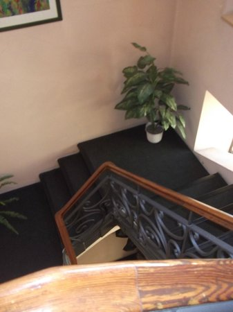 Eden Hotel: la scala