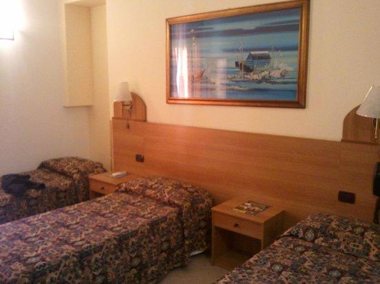 Eden Hotel: la camera tripla