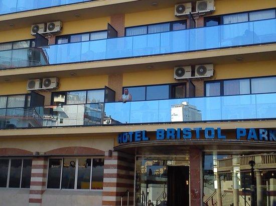 Bristol park hotel benidorm spanien omd men och - Hotel asiatico benidorm ...