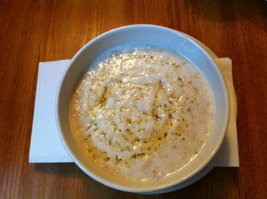 Premier Inn London Victoria Hotel : english porridge