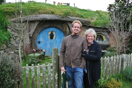 Hobbiton Movie Set: Not really a teen - more a twenty something that will still travel with Mom