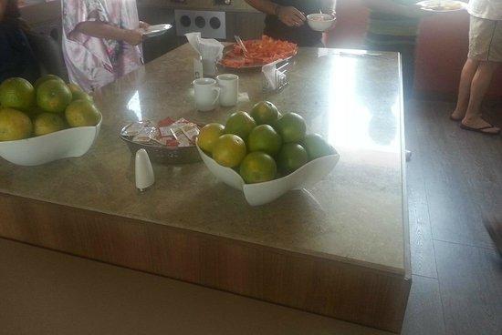 Hampton by Hilton Cartagena: desayunos