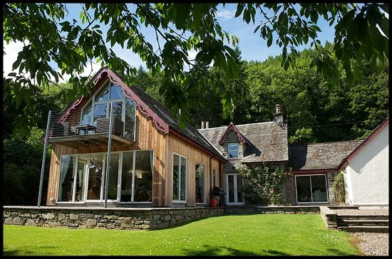 The Farmhouse Picture Of Mains Of Taymouth Cottages