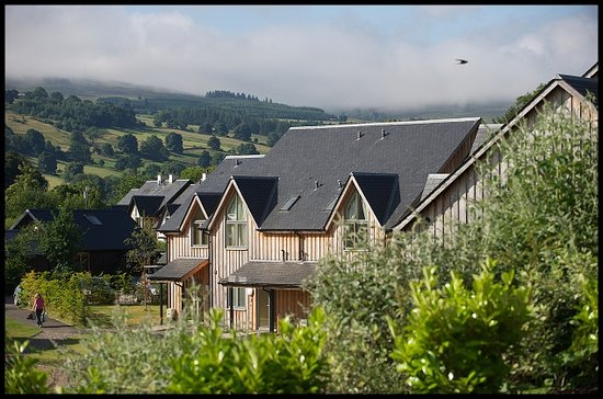 Mains of Taymouth Cottages: The Maxwells