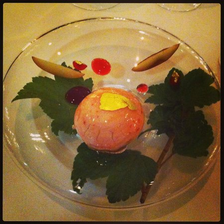 Epicure : persikoglass