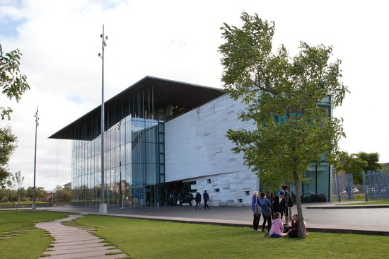 Middlesbrough Institute of Modern Art (MIMA)