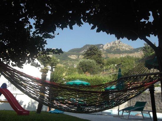 Residence Villa Tina: Riposo tra la natura