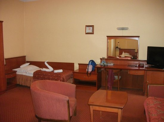 Hotel Wenecki: Camera tripla