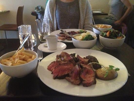 Shu Restaurant : best beef in Belfast